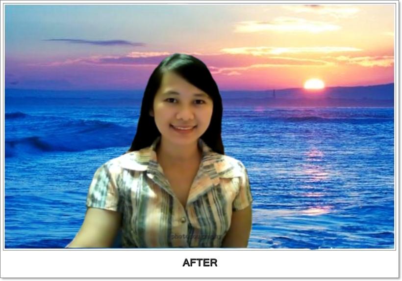 Change background photo editor free online